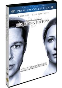 Podivuhodný případ Benjamina Buttona - Premium Collection DVD