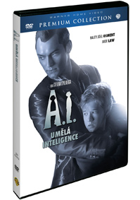 A.I. Umělá inteligence - Premium Collection DVD
