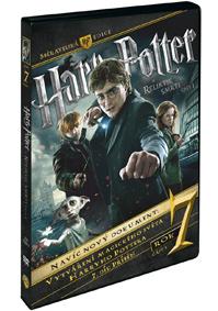 Harry Potter a Relikvie smrti část 1. S.E. 3DVD