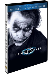 Temný rytíř - Premium Collection DVD