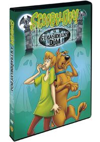 Scooby Doo a strašidelný dům DVD