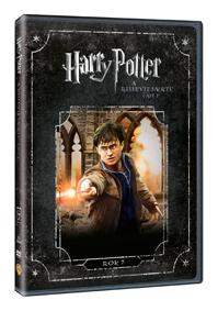 Harry Potter a Relikvie smrti - část 2. 1disk DVD