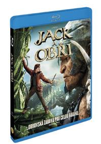 Jack a obři Blu-ray