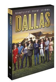 Dallas 1.série 3DVD (VIVA balení)