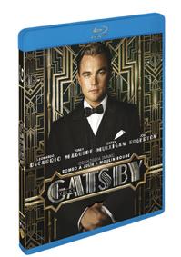 Velký Gatsby Blu-ray