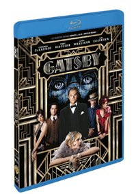 Velký Gatsby 2Blu-ray (3D+2D)
