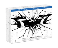Temný rytíř trilogie - finální sběratelská kolekce 6Blu-ray