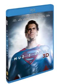 Muž z oceli 2Blu-ray (3D+2D)