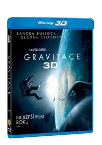 Gravitace 2Blu-ray (3D+2D)