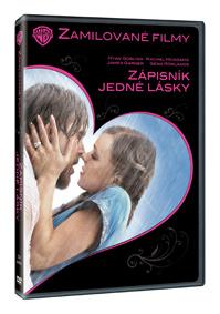 Zápisník jedné lásky - Edice zamilované filmy DVD