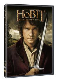 Hobit: Neočekávaná cesta DVD