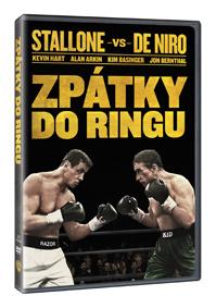 Zpátky do ringu DVD