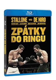 Zpátky do ringu Blu-ray