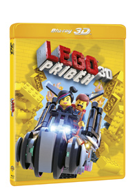 Lego příběh 2Blu-ray (3D+2D)