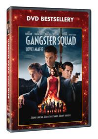 Gangster Squad - Lovci mafie - Edice DVD bestsellery