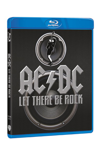 AC/DC: Let there be Rock Blu-ray