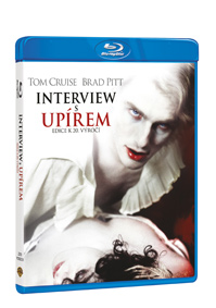 Interview s upírem: Edice k 20. výročí Blu-ray