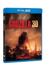 Godzilla 2Blu-ray (3D+2D)