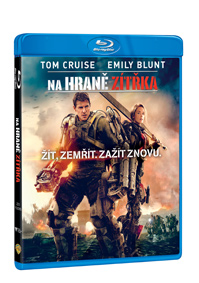 Na hraně zítřka Blu-ray