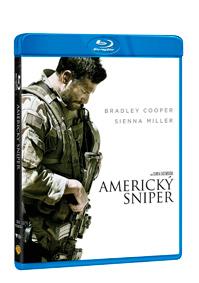 Americký sniper Blu-ray