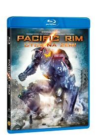 Pacific Rim - Útok na Zemi Blu-ray