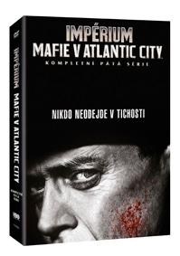 Impérium-Mafie v Atlantic City 5. série 3DVD (VIVA balení)