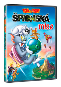 Tom a Jerry: Špionská mise DVD