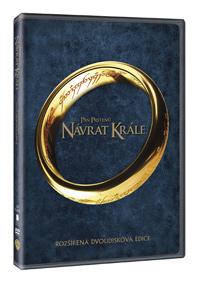 Pán prstenů: Návrat krále-rozšířená edice 2DVD