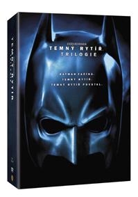 Temný rytíř trilogie 6DVD