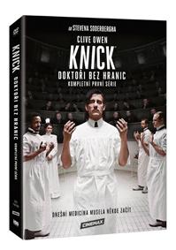 Knick: Doktoři bez hranic 1. série 4DVD (VIVA balení)