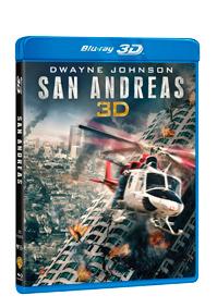 San Andreas 2Blu-ray (3D+2D)