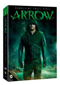 Arrow 3.série 5DVD (VIVA balení)