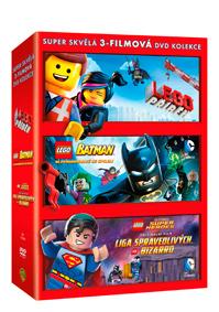 Lego kolekce 3DVD