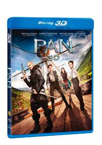 Pan 2Blu-ray (3D+2D)
