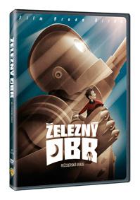 Železný obr: Režisérská verze DVD