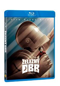 Železný obr: Režisérská verze Blu-ray