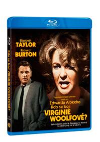 Kdo se bojí Virginie Woolfové? Blu-ray