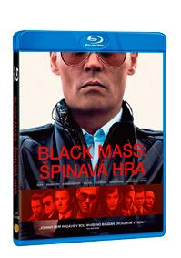 Black Mass: Špinavá hra Blu-ray