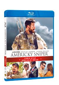 Americký sniper Speciální edice 2Blu-ray