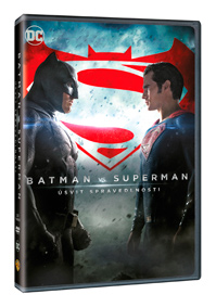 Batman vs. Superman: Úsvit spravedlnosti DVD