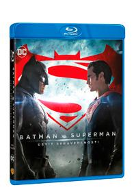 Batman vs. Superman: Úsvit spravedlnosti Blu-ray