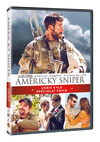 Americký sniper Speciální edice 2DVD