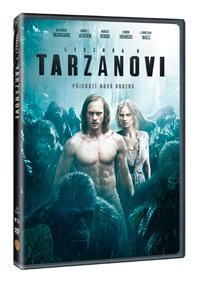 Legenda o Tarzanovi DVD