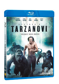 Legenda o Tarzanovi Blu-ray