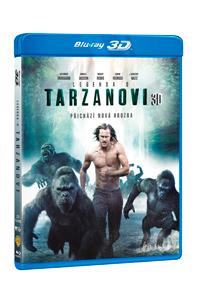 Legenda o Tarzanovi 2Blu-ray (3D+2D)
