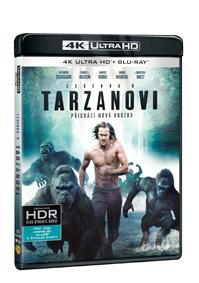 Legenda o Tarzanovi 2Blu-ray (UHD+Blu-ray)