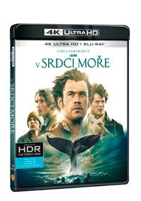 V srdci moře 2Blu-ray (UHD+Blu-ray)
