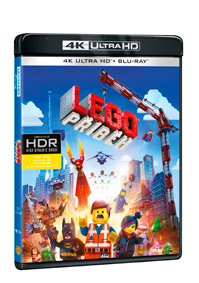 Lego příběh 2Blu-ray (UHD+Blu-ray)