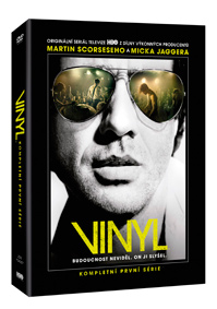 Vinyl 1. série 4DVD