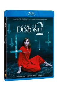 V zajetí démonů 2. Blu-ray